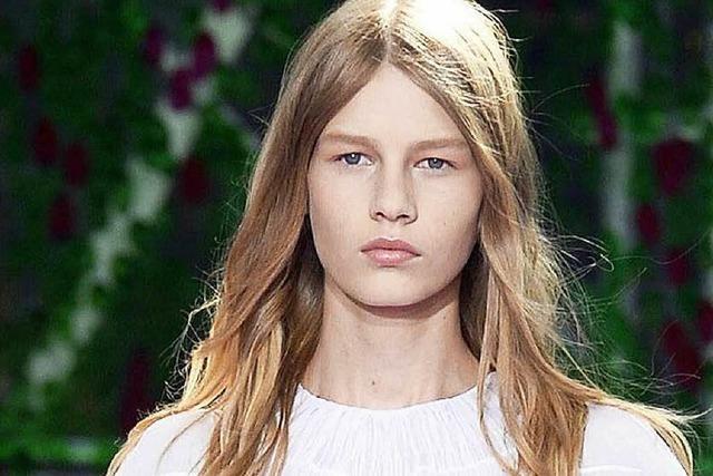 14-jähriges Nachwuchsmodel verzaubert Modewelt