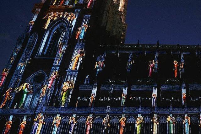 So wird Straßburgs Münster ins richtige Licht gerückt