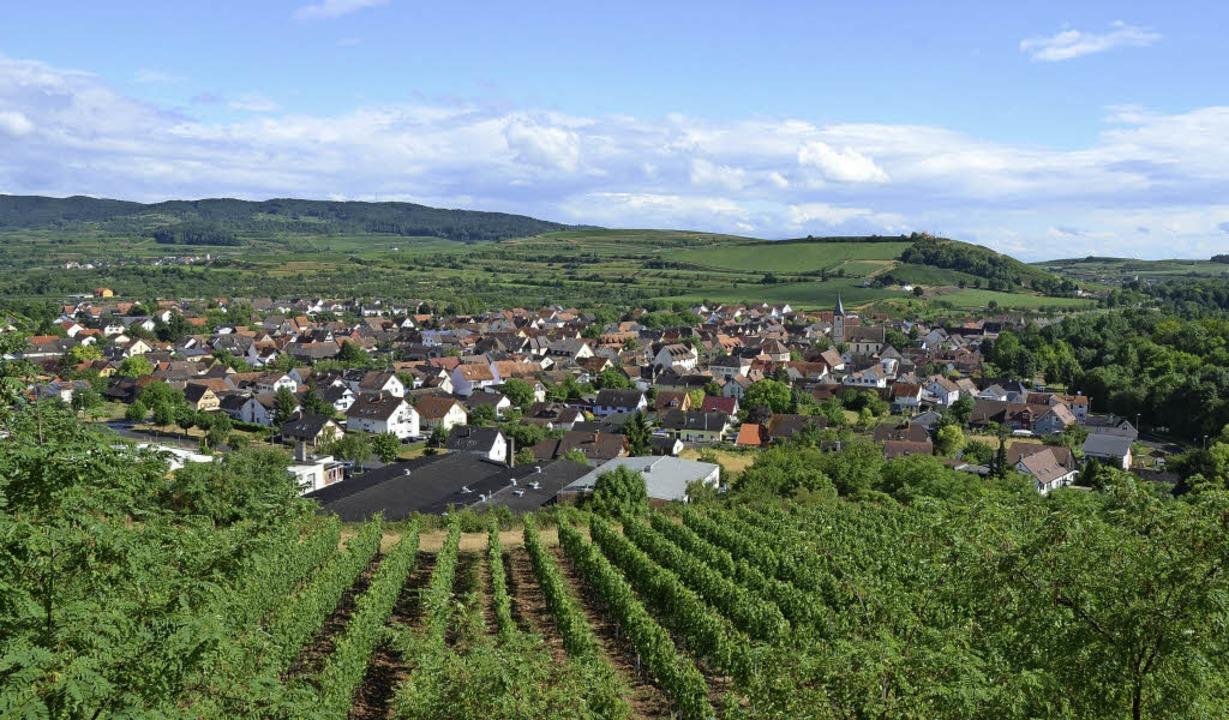 58 Seiten stark ist das jetzt beschlos...nzept für die Gesamtgemeinde Sasbach.   | Foto: R. Vitt