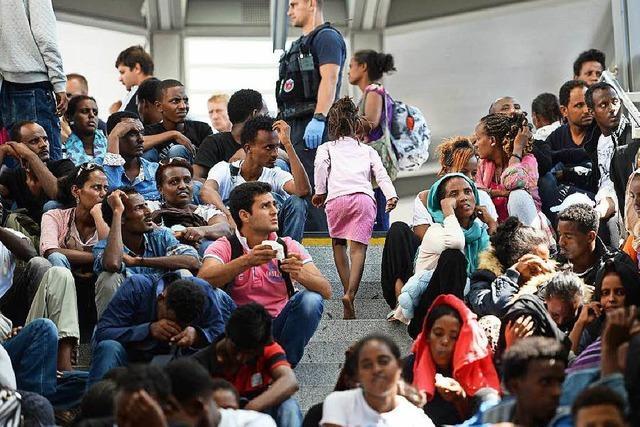 Flüchtlingsunterbringung: Gemeinden am Anschlag