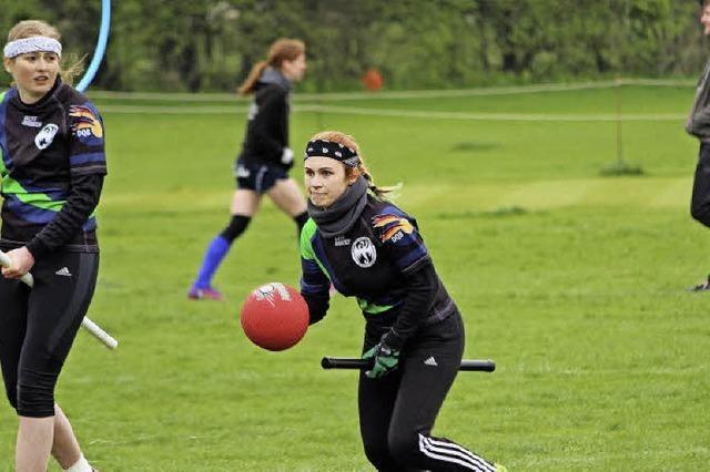 Quidditch Cup in Löffingen