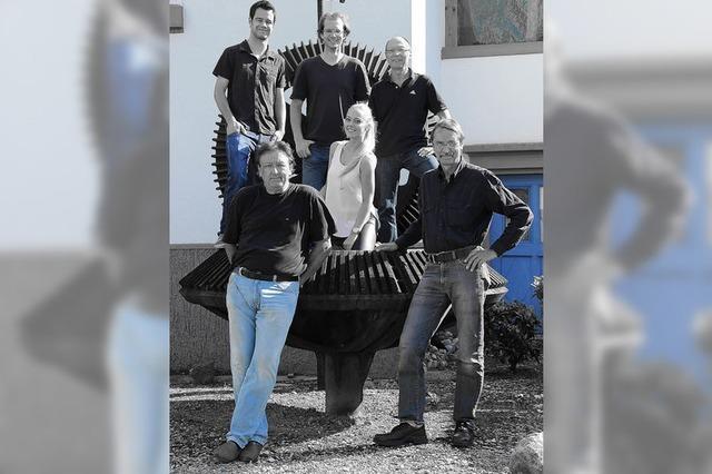 Die Band XX cult aus dem Raum Emmendingen spielt.