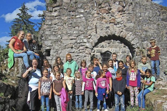 Geisterstunde auf Schloss Roggenbach