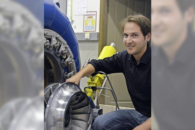 1,1 Millionen Euro für Wasserkraft