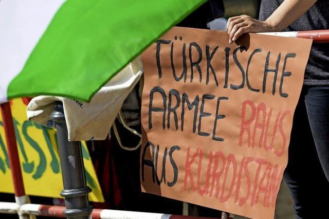 Druck auf den kurdischen Obama