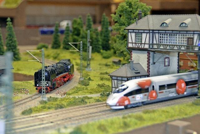 Eisenbahnfreunde Breisgau in Freiburg