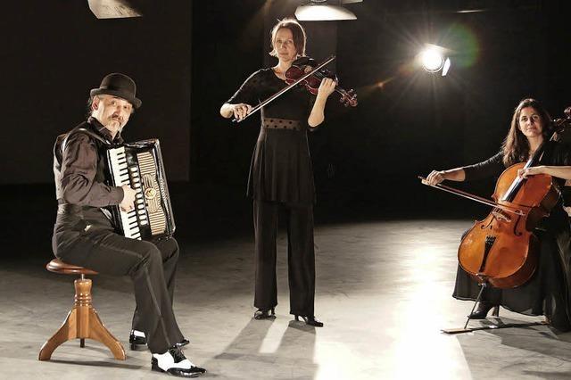 Das Trio Tangoinpetto in Badenweiler