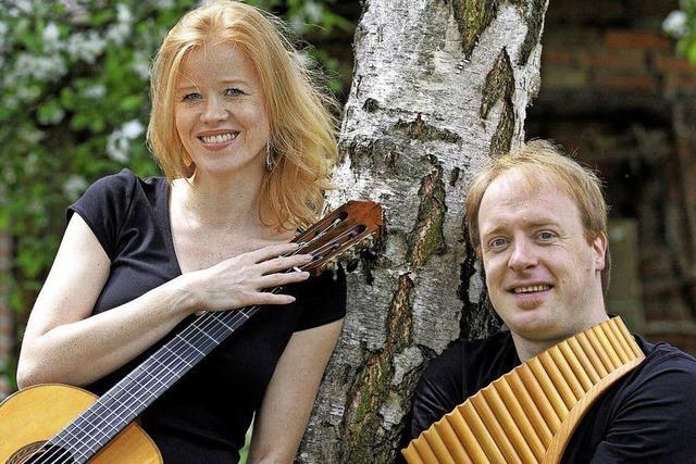 Jubiläumskonzert mit Matthias Schlubeck und Eva Beneke