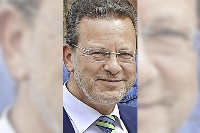 Achim Kirsche neuer Chef der City Partner Offenburg