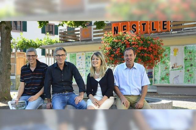 Ein Kaffeehaus fürs Dreispitzdorf