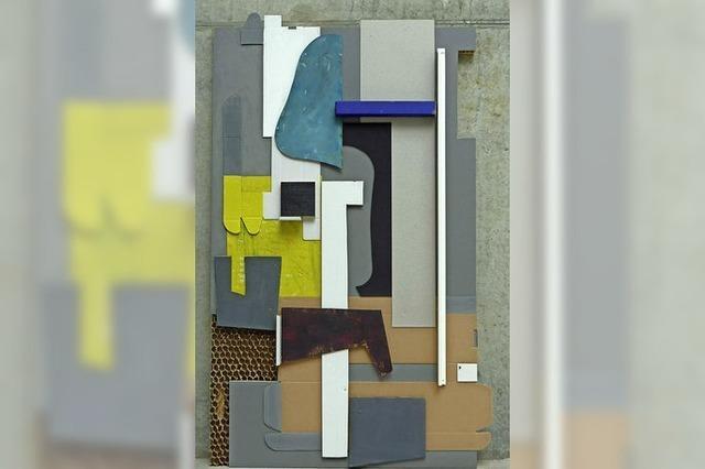 Werke von Udo W. Hoffmann in Kirchzarten