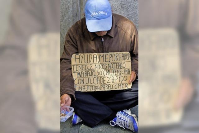 Ein Drittel der Bevölkerung von Armut bedroht