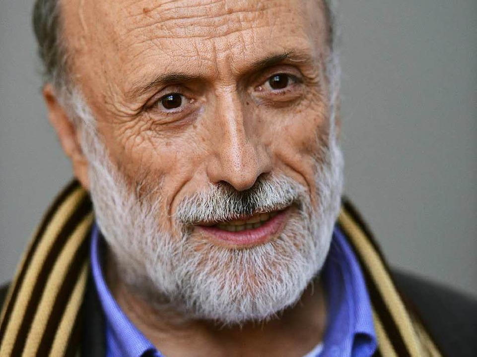 Carlo Petrini  | Foto: GIUSEPPE CACACE
