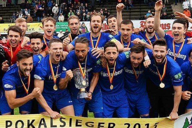 Bahlinger SC erwartet in erster Pokalrunde Sandhausen