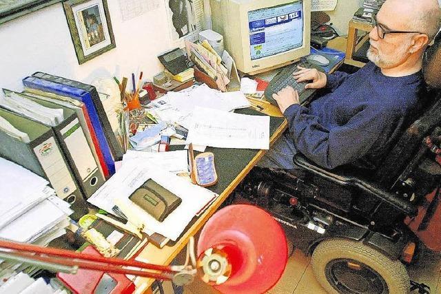Zu wenig Arbeitsplätze für Menschen mit Behinderung