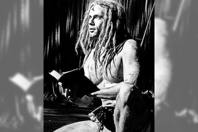 Tarzan auf der Freilichtbühne Hornberg