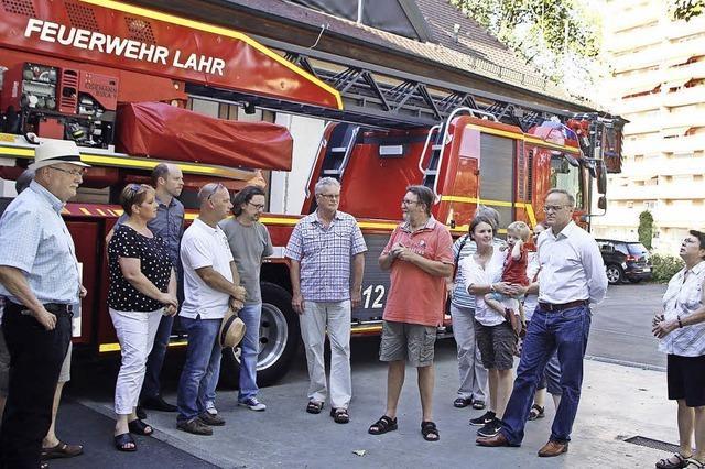 Die Feuerwehr sieht sich für die Aufgaben gerüstet