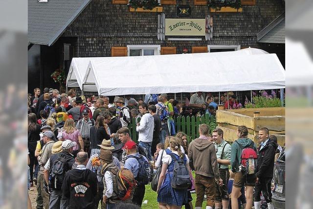 Das Laurentiusfest rund um den Feldberg