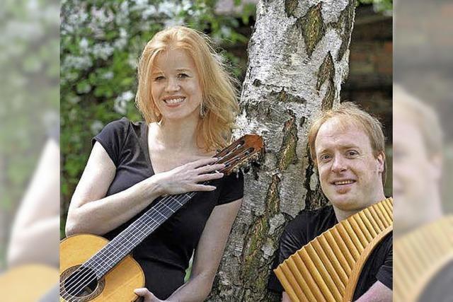 Matthias Schlubeck und Eva Beneke in Todtmoos