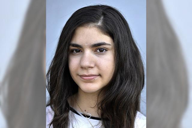 Natali Kasem aus Syrien hat ein Stipendium am UWC