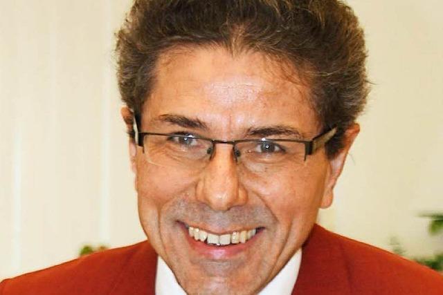 Harald Reinhard will Bürgermeister in Meßstetten werden