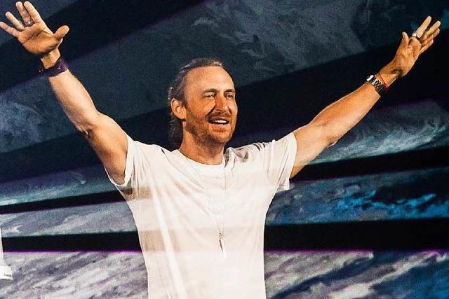 Wie war's … bei David Guetta in Colmar?