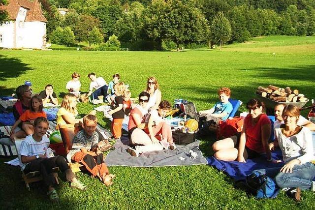 Sommerferienprogramm: Mehr als eine Freizeitbeschäftigung