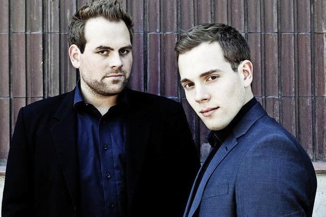 Julian & Roman Wasserfuhr Quartett im Forum