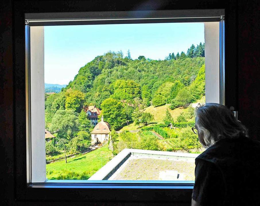 Einer der Höhepunkt der Kartaus: die Aussicht  | Foto: Michael Bamberger