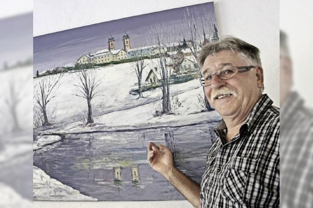 Michel Tigler: Zwischen Berg und Meer in Hinterzarten
