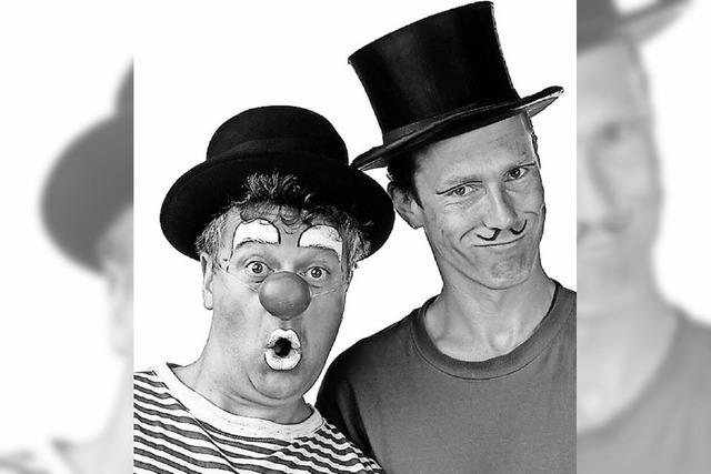 Das Clowntheater Kakerlaki im Stühlinger Freibad