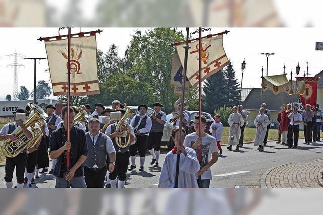 Kirchenfest steht ganz im Zeichen der Menschlichkeit