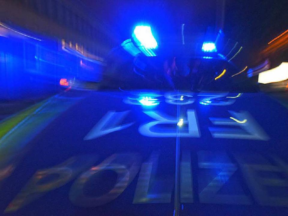 Wo ist das Bad Säckinger Polizeiauto?   | Foto: Symbolfoto: Seeger/dpa