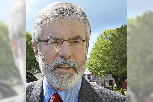 Ein Sommer an der Ulster-Front
