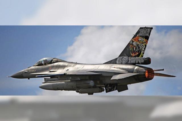 US-Kampfjet stürzt über Franken ab