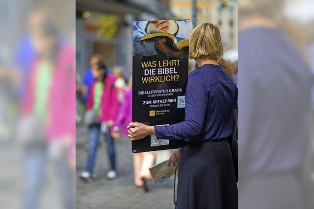 Kleiner Erfolg für die Zeugen Jehovas in Karlsruhe