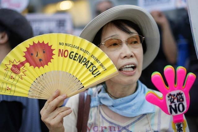 Japan startet erneut in die Atomzeit