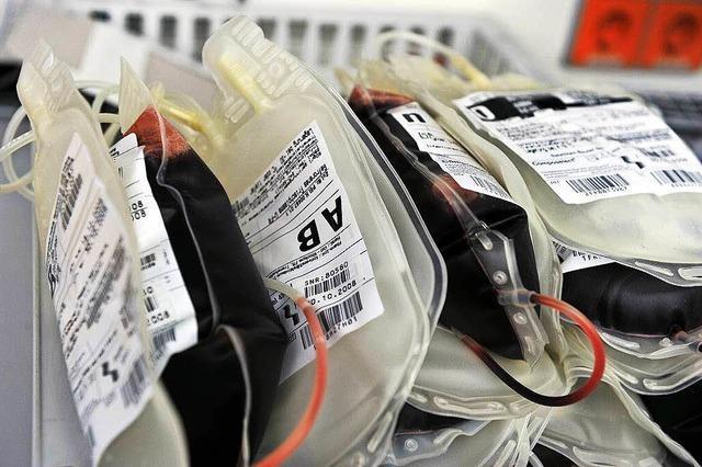 Wird die Blutspende der Uniklinik Freiburg ausgelagert?