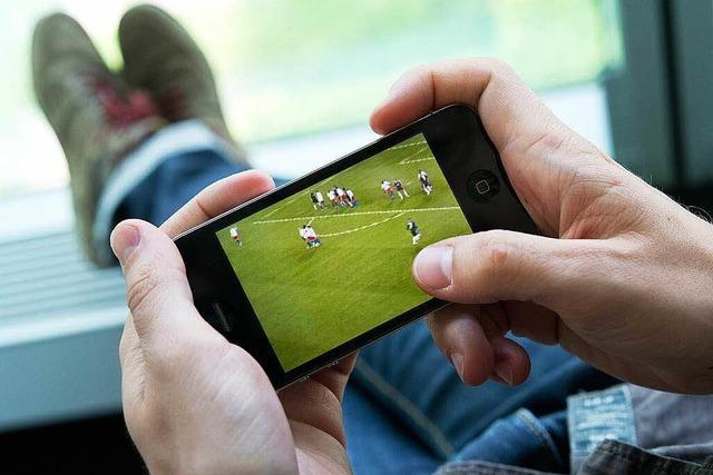 Die Apps zur Fußball-Bundesliga