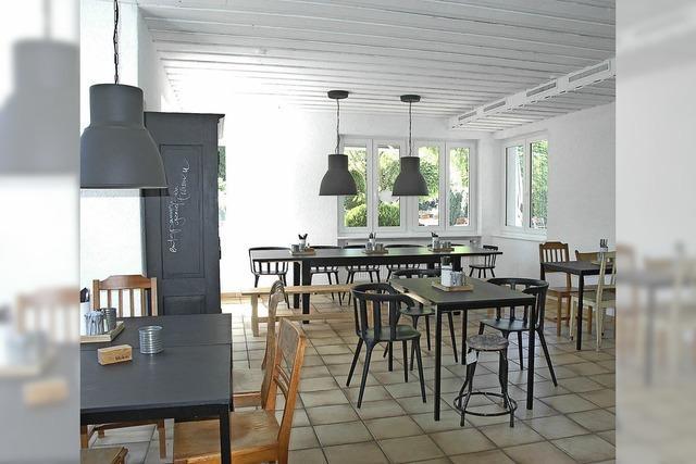 Dänischer Lifestyle im Café