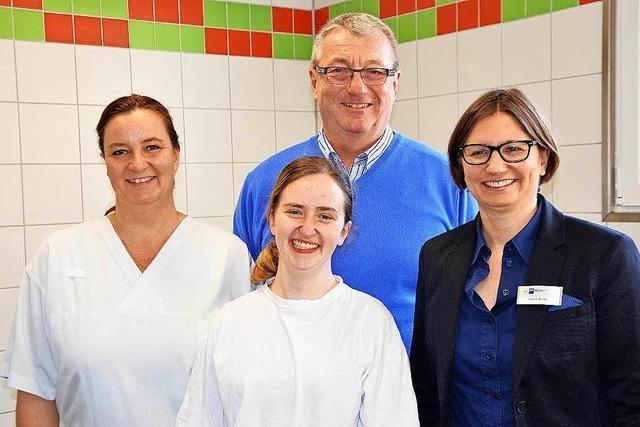 Integrative Ausbildung im Restaurant am Rhein mit Erfolg abgeschlossen