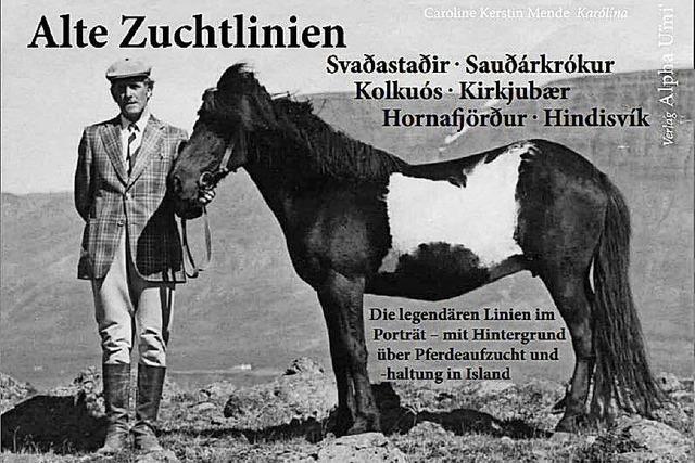 Lesetipp: Alte Pferdezucht-Linien aus Island
