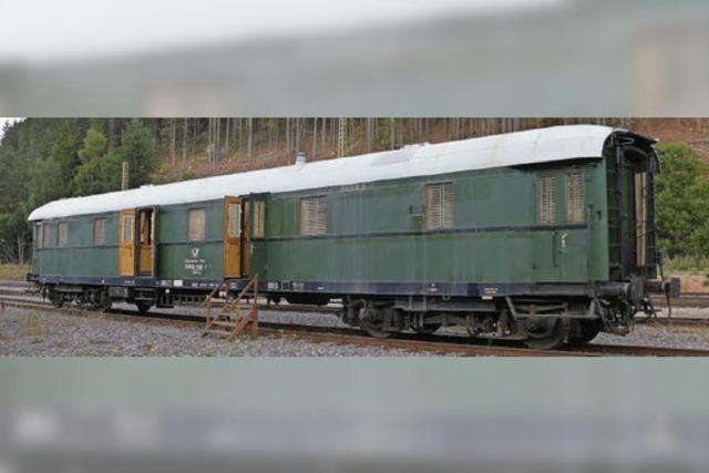 Als Briefe und Pakete Zug fuhren