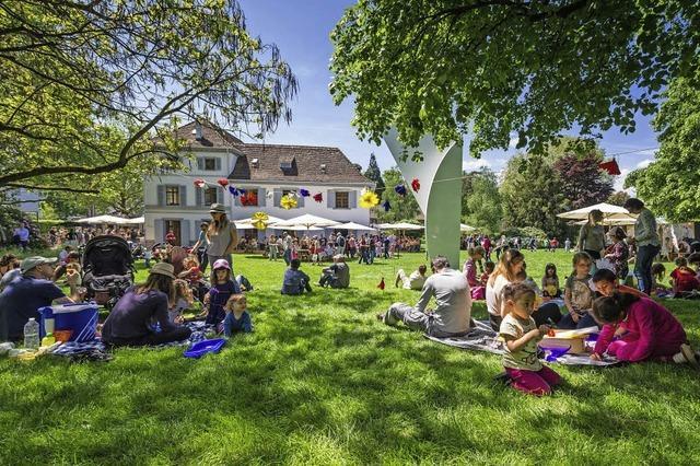 Die Fondation Beyeler feiert ihr Sommerfest