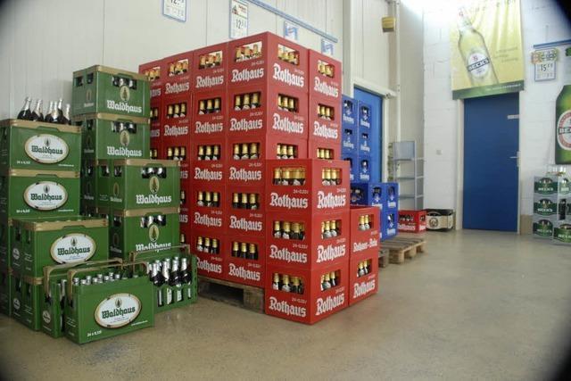 Überfall auf Getränkemarkt: Einer der Täter erst 14 Jahre alt