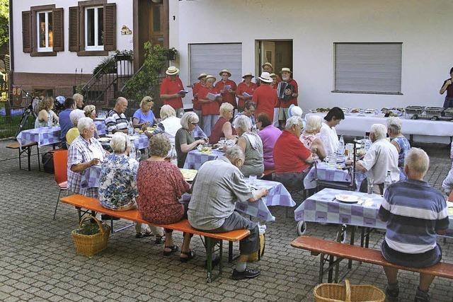 Seit zehn Jahren Ü 60-Wander-Reise-Gruppe