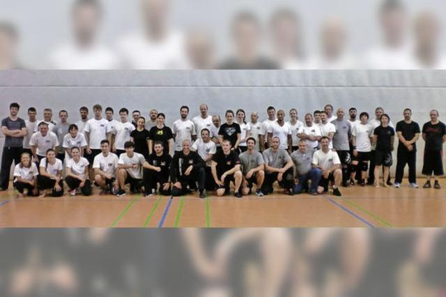 Zwei Tage lang Filipino Fighting Arts