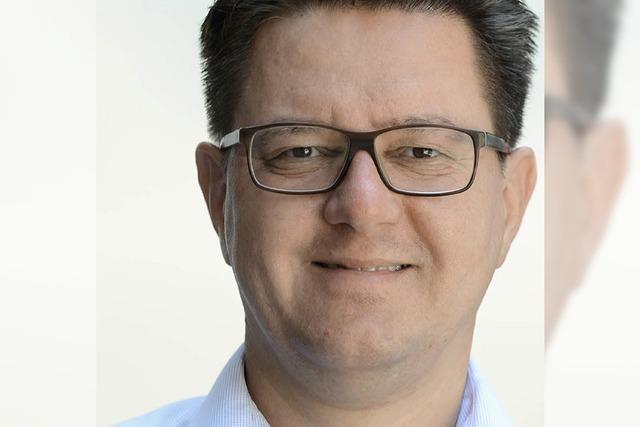 BZ-Fragebogen: Markus Umhau, ärzlicher Leiter der Blutspendezentrale der Uniklinik
