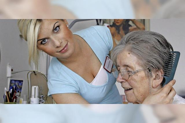 Neue Pflegeversicherung hilft Demenzkranken