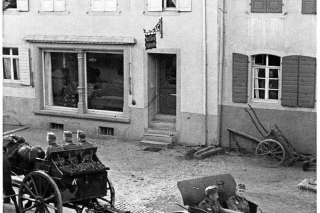 Ausstellung dokumentiert Waldkirch im Nationalsozialismus